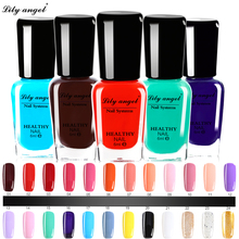 1 pcs 6ML Sexy Mix 48 Colors Peel Off Unhas De Nail Polish Color Tale Mood Nail Polish Art Design Hot Sale Nail Lacquer