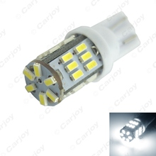 1pc Super White 3W T10 W5W 3014 Chip 30-SMD Canbus No-Error Car Clearance Lamp/Reading LED Light #CA4196