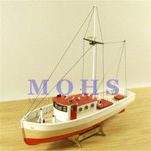 NEW updated wooden scale ship scale model 1/66 Naxox assembly model kits classical wooden sailing boat ship model kit