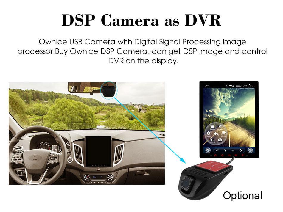 Car dvd C600 DVR