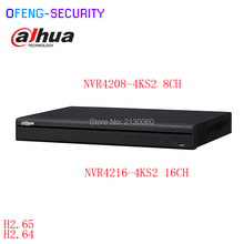 Buy Original Dahua 4K NVR NVR4208-4KS2 8CH NVR4216-4KS2 16CH NVR4232-4KS2 32CH without PoE ports Network Video Recorder Dahua NVR for $198.00 in AliExpress store