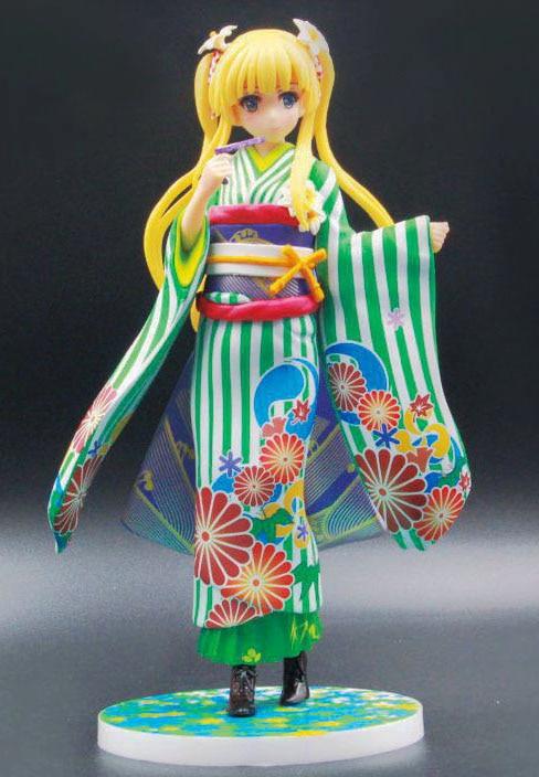 20cm Japanese anime figure Eriri Spencer Sawamura kimono ver action figure collectible model toys for boys<br>