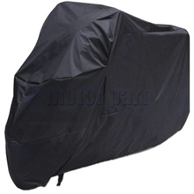 Motorcycle Cover Universal Outdoor Dust UV Protective Rain Waterproof Motor Moped Scooter Bikes Motorbike Garments Accessories