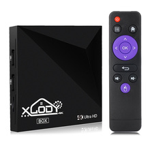 Brand Xgody Smart TV Box Android 6.0 RK3229 Quad Core 1GB 8GB Kodi 16.1 Media Player Wifi HD 4K Android TV Box Mini PC Miracast