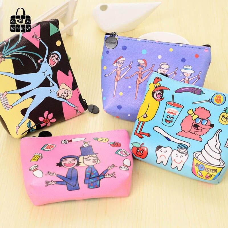 Kids Wallet Various Designs Boys Girls NEW Cartoon Purse Coin Wallets