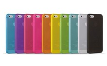 1pcs Case Cover Protector for Apple iphone 4 4s 4G 0.3mm Ultra Thin Slim Matte camera hollow not show fingerprint retail