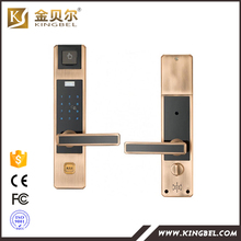 K50 series Korean advanced digital biometric fingerprint door lock with touch screen technology