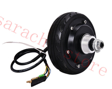 "36V 250W  5"" wheel hub motor , holding brake electric wheel hub motor,brushless hub motor"