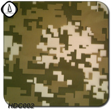 Water Transfer Printing Film Hydrographic Liquid Image No.HDC002 Hydro Dipping 0.5M Width 10M Length Digital Camo Pattern