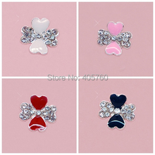 Nail art polish Melbourne ideas Bright Crystal 3D Alloy stickers for nail and Phone Decoration mix batch free shipping,(China)