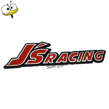 Car Styling Product Accessory Auto Body Exteriors Decal Car Sticker JS Racing For Honda Civic Fit Vezel Odyssey Spirior Insight(China)