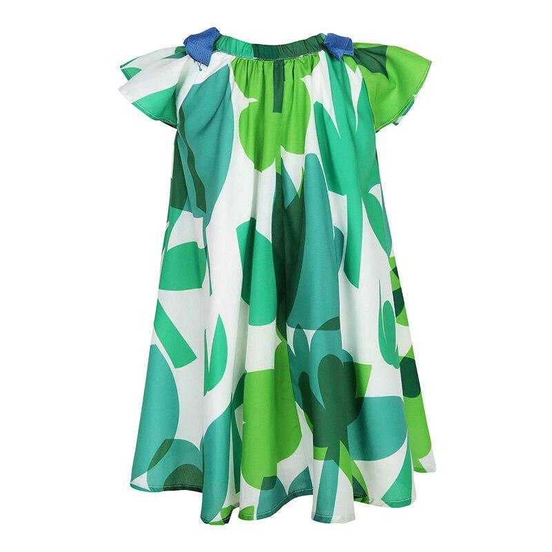 1 Dresses for Party and Wedding 2017 Brand Summer Dress Princess Costume Rose Bianco Vestido Menina Kids Dress for Girls 3<br>