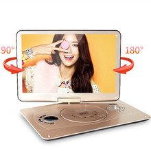 Portable DVD 18.8 INCH 3d mobile dvd evd portable EVD player hd VCD Super Slim+TV+Game+Built-in Battery Home Electronic Article(China)