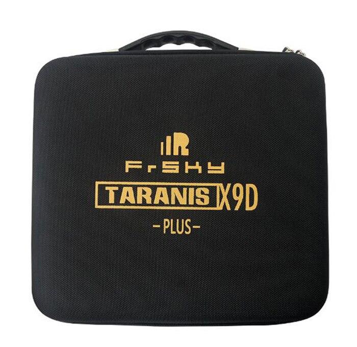 Frsky X9D PLUS remote controller handbag EVA hard shell bag storage box case spare parts accessories original<br>