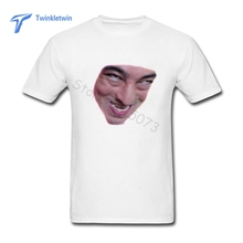 Latest Fashion Cool Filthy Frank Pink Guy T Shirt Simple Pattern Print Tshirts Frank Pink T-shirt Man Style Short Sleeves Tees(China)