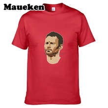 Men United Kingdom Captain #11 Ryan Giggs Manchester Legend T-shirt Clothes T Shirt Men's o-neck tee W0319001