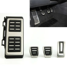Car Pedals  For VW Golf 7 VII GTi MK7 Audi A3 8V S3 RS3 Sportback Skoda Octavia 5E A7 Rapid Seat Leon 5F Fuel gas  Accessories