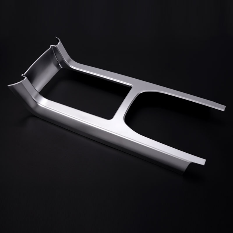 High Quality Matte Chrome Gear Shift Panel Cover Frame Sticker For Land Rover Discovery Sport 2015 2016 Car Styling Accessories<br><br>Aliexpress