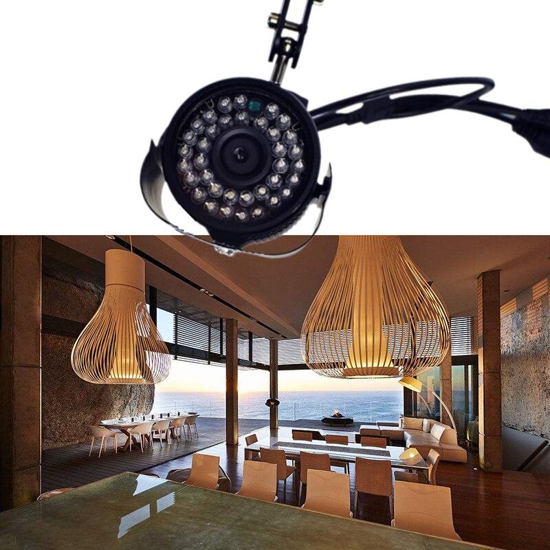 Seven Promise HD720P IP Camera Wifi 1.0mp Wireless Seurveillance Security CCTV Mini Webcam CMOS Night Vision Hot Sale Black<br>