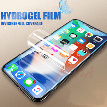 H&A Soft Screen Protector For iPhone 7 6 6s 8 Plus X 10 Film For iPhone X 8 7 6 Plus 10 Screen Protective Not Tempered Glass(China)