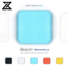 iBeacon Bluetooth Low Energy BLE 4.0 Proximity Device Ebeoo Beacon Pro with Battery