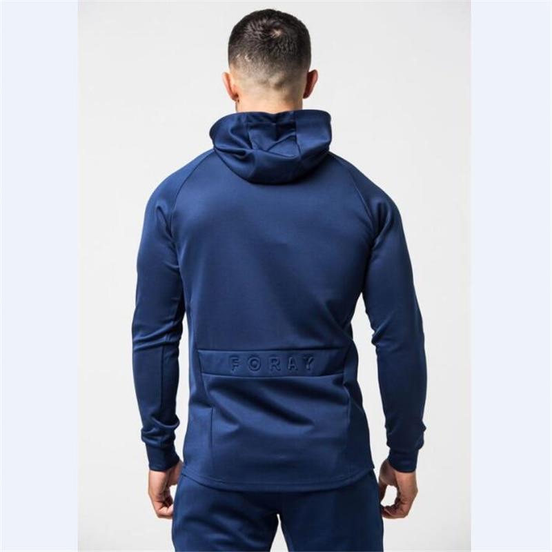 Men Suit Fitness Sportswear-7