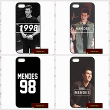 Shawn Mendes 98 Design Phone Cases Cover For iPhone 4 4S 5 5S 5C SE 6 6S 7 Plus 4.7 5.5 UJ0345(China)