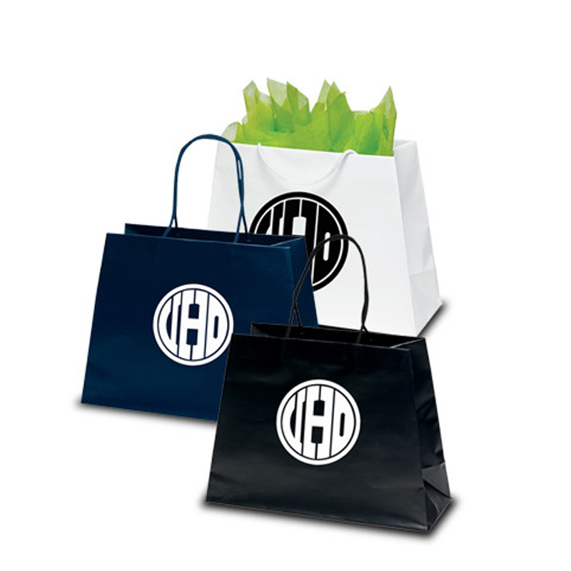 shopping bags are ideal for industries across