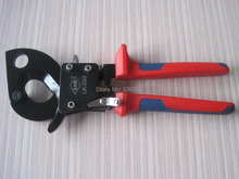 Electric ratchet cable cutter for cutting Cu/Al cable and wire max 240mm2 LK-250,wire cutting plier