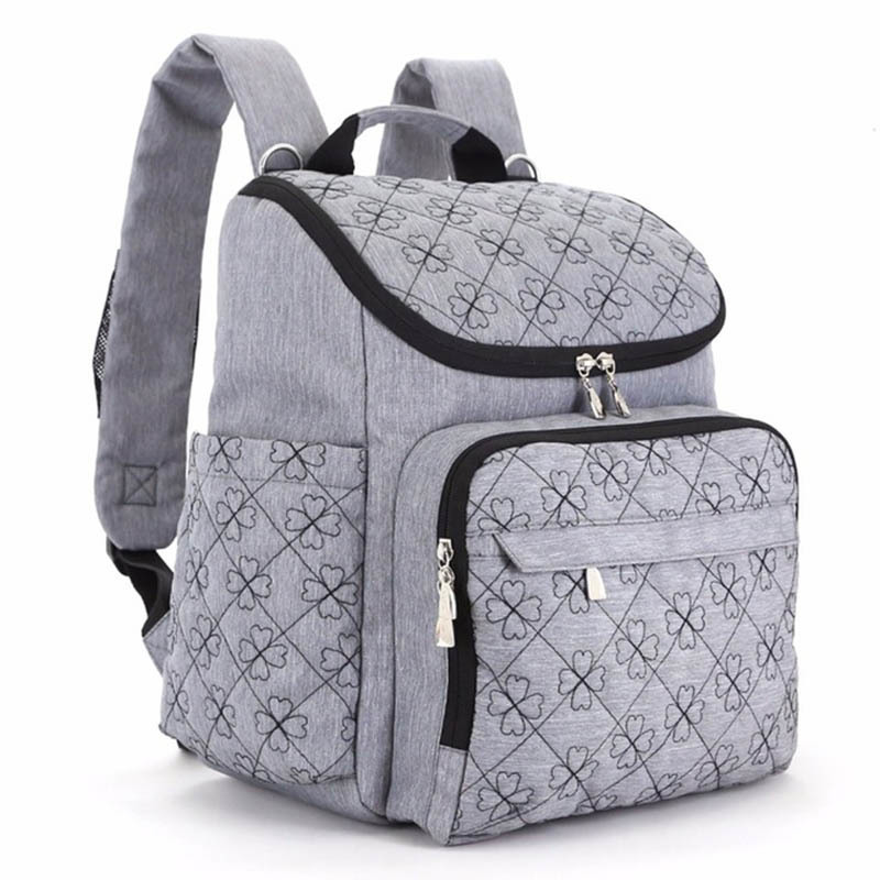 Diaper Bag Fashion Mummy Maternity Nappy Bag Brand Baby Travel Backpack Diaper Organizer Nursing Bag For Baby Stroller<br>
