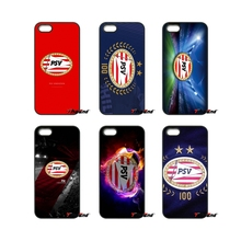 For iPod Touch iPhone 4 4S 5 5S 5C SE 6 6S 7 Plus Samung Galaxy A3 A5 J3 J5 J7 2016 2017 PSV Eindhoven Soccer Logo Case Cover(China)
