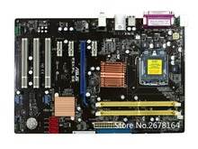 original motherboard for Asus P5KPL SE DDR2 LGA 775 SATA II Desktop Motherboard(China)