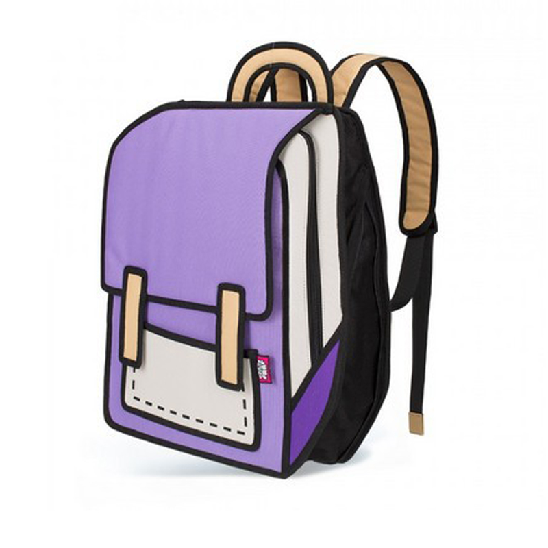 Women backpack 3D anime bag Cartoon Men Backpack School Bag 3D Style Canvas 2D Travel Drawing Book mochila for teenage girls<br><br>Aliexpress