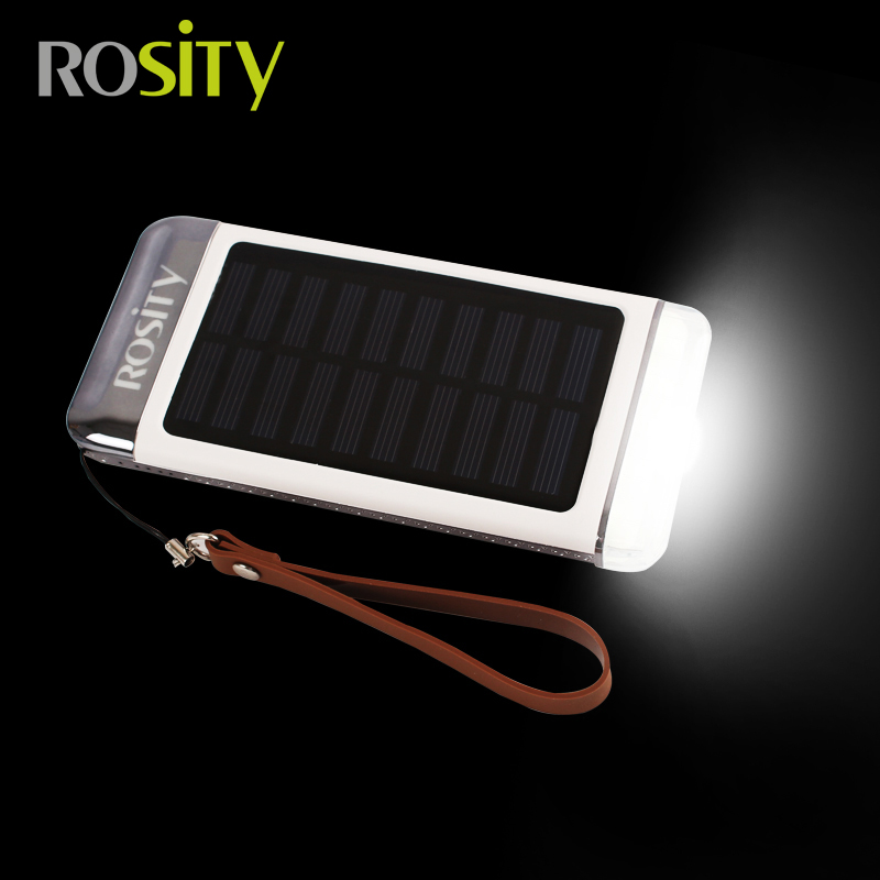 ROSITY Solar Charger 20000Mah power bank Discolor ...