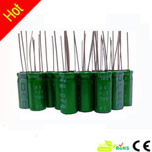 New,Super capacitor 2.7v5f ultra capacitor electronic kit 10times fast charge than battery nanoForce(China)