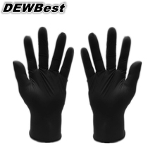High quality Cheap disposable Black nitrile gloves/thicken medical glove  latex examination gloves blue nitrile