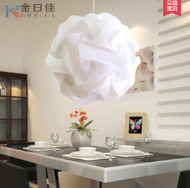 IQ Ball simple modern living room chandelier dining PP nursery dedicated study bedroom balcony aisle lighting free shipping<br>