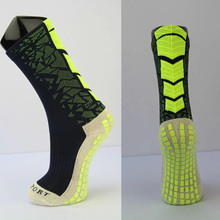 2017 brand Men soccer socks women sports basketball socks cotton soccer compression tube socks thick towel bottom cycling socks(China)