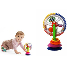 Ferris wheel Baby toys ,teether rattle chicco tiff 925 pram teethers maracas sozzy obal playgro bibi taggies mobile bebe(China)