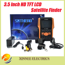 Sathero SH-800HD USB2.0 DVB - S / S2 HD Spectrum analyzer Digital Satellite Finder Sathero SH -800 Meter Digital 800 HD(China)