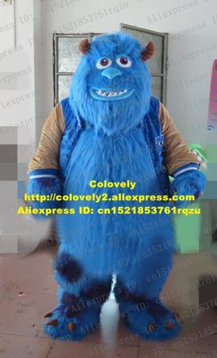 Figlio dei Mostri Università Inc James /'Sulley/' Sullivan Vestito Costume