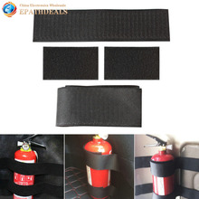 5pcs! Car Trunk Receive Store Content Bag Storage Network for Toyota Skoda Fabia Rapid Superb Yeti Fire extinguisher Car styling