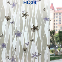 45cm*200cm/Lot Frosted Privacy Glass Window Film Self Adhesive Window Sticker Home Decor Water Transfer Printing Films Bathroom(China)