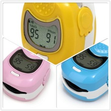 Hot Selling for Children for Child - Spo2 Monitor Fingerpulsoximeter Pulsoximeter pink LCD Fingertip Pulse Oximeter