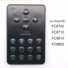 High quality Remote control for Philips Robot FC8820 FC8810 FC8700 FC8710 robot Vacuum Cleaner Parts