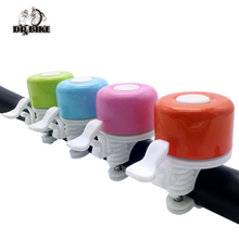 10 Pieces/lot Bicycle Bell Bike Horn Loud Sound MTB Kids Bike Bell Handlebar Bell Cycling Metal Horn Multi Colors