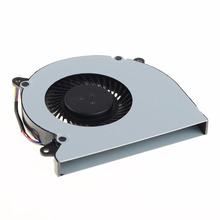 Notebook Computer Replacements Cpu Cooling Fans Fit For Asus N550JV N550JA N550JK N550L Laptops Replacement Cooler Fan(China)