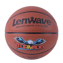 Middle School Student Sports Training Size 4 Basketball High Quality Lenwave Brand Free Shipping PU Basketball Ball(China)