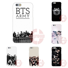 Soft TPU Silicon Popular Hot bts bangtan For iPhone 4S 5S SE 6S 7S Plus For Galaxy A3 A5 J3 J5 J7 S4 S5 S6 S7 2016