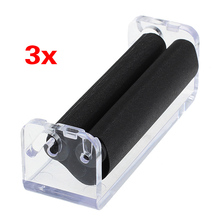 3X 70mm Regular Auto Automatic Cigarette Tabacco Roller Rolling Machine Paper